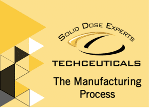 techceuticals solid dose pharmaceutical training