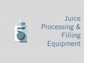 Immediately Available Juice Processing & Filling Equipment