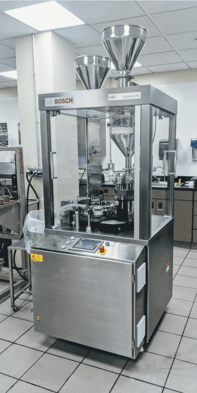 Bosch GKF Capsylon 705 Capsule Filler